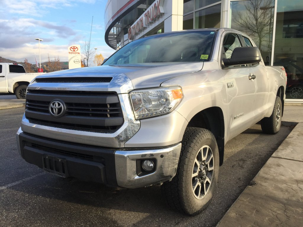 2014 toyota tundra for sale in vernon bc serving enderby used toyota sales. Black Bedroom Furniture Sets. Home Design Ideas