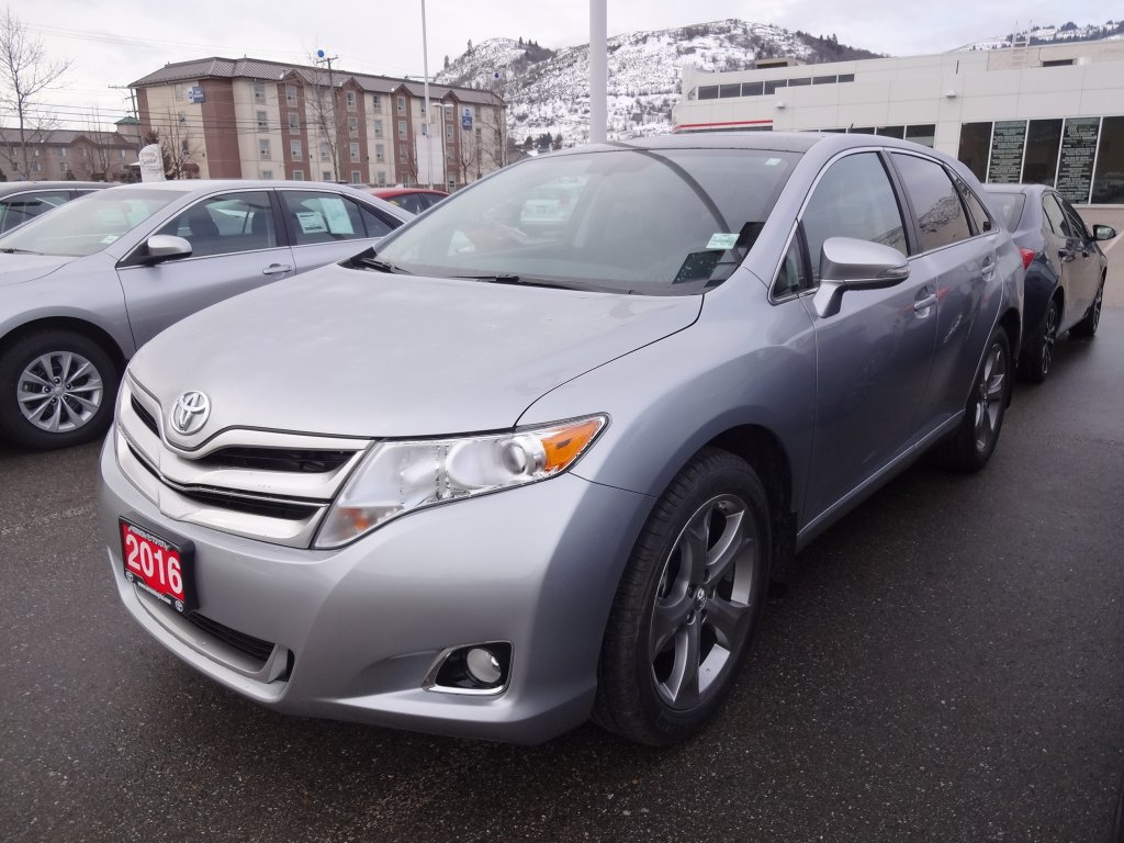2016 toyota venza for sale in vernon bc serving enderby new toyota sales. Black Bedroom Furniture Sets. Home Design Ideas