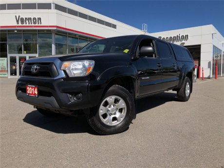 2014 Toyota Tacoma SR5 Double Cab CANOPY 2 SETS OF WHEELS