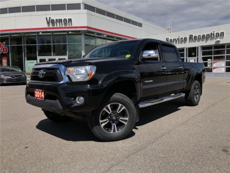 2014 Toyota Tacoma LIMITED LEATHER LIFT