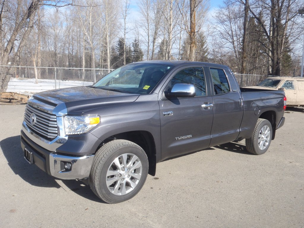 2016 toyota tundra for sale in vernon bc new toyota sales. Black Bedroom Furniture Sets. Home Design Ideas