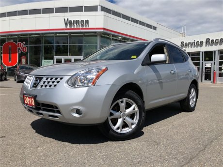 2010 Nissan Rogue SL AWD LEATHER SUNROOF