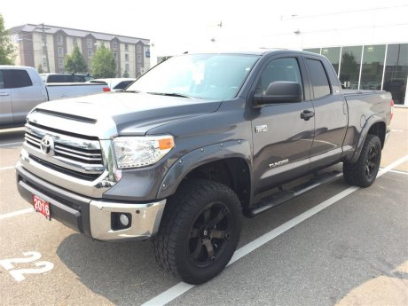 2016 Toyota Tundra TRD OFF ROAD LEATHER LIFTED