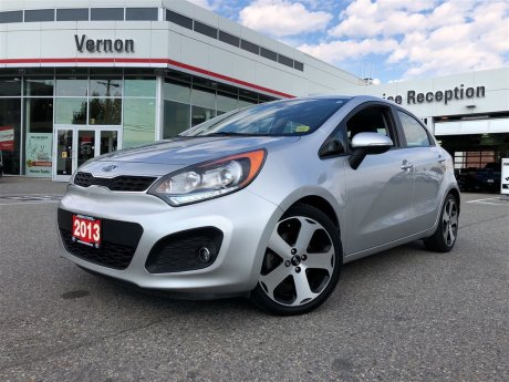 2013 Kia RIO SX HATCHBACK LEATHER SUNROOF