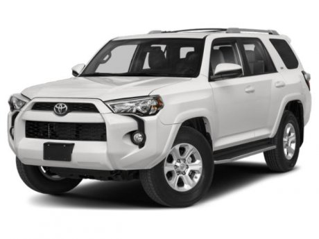2019 Toyota 4Runner SR5/SR5 Premium/Limited/TRD Off Road/TRD