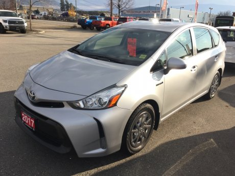 2017 Toyota Prius V Convenience Package