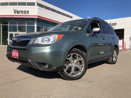 2016 Subaru FORESTER 2.5I LIMTED TECH PACKAGE