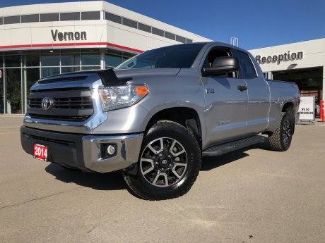 2014 Toyota Tundra 4x4 Double Cab TRD OFF ROAD