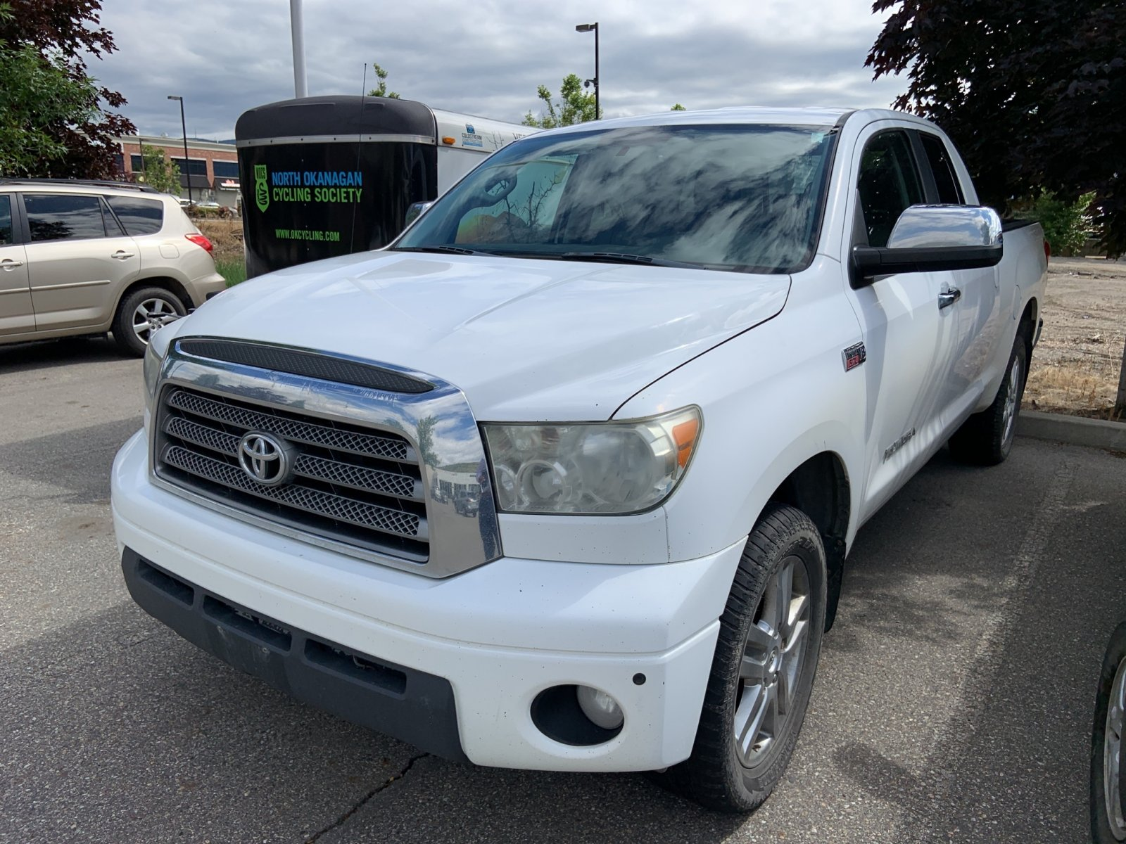 2007 Toyota Truck TUNDRA 4X4 DOUBLE CAB LIMITED (V2807C) Main Image