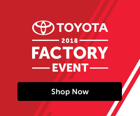 2018 Toyota Factory Event